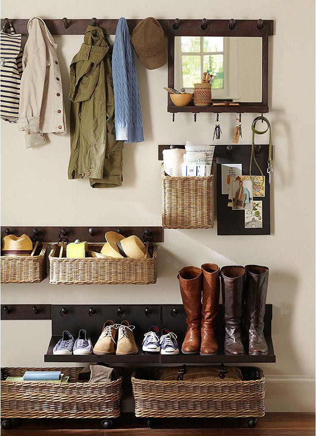 Maximizing Hallway Storage U2013 Functional Furniture