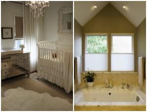 Baby Room - Bathroom