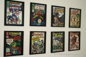 Framed Comics