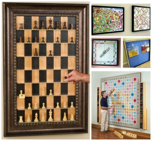 Wall Board Games