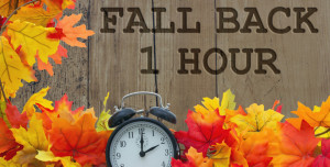 Clock Change (Fall - Van City Buzz)