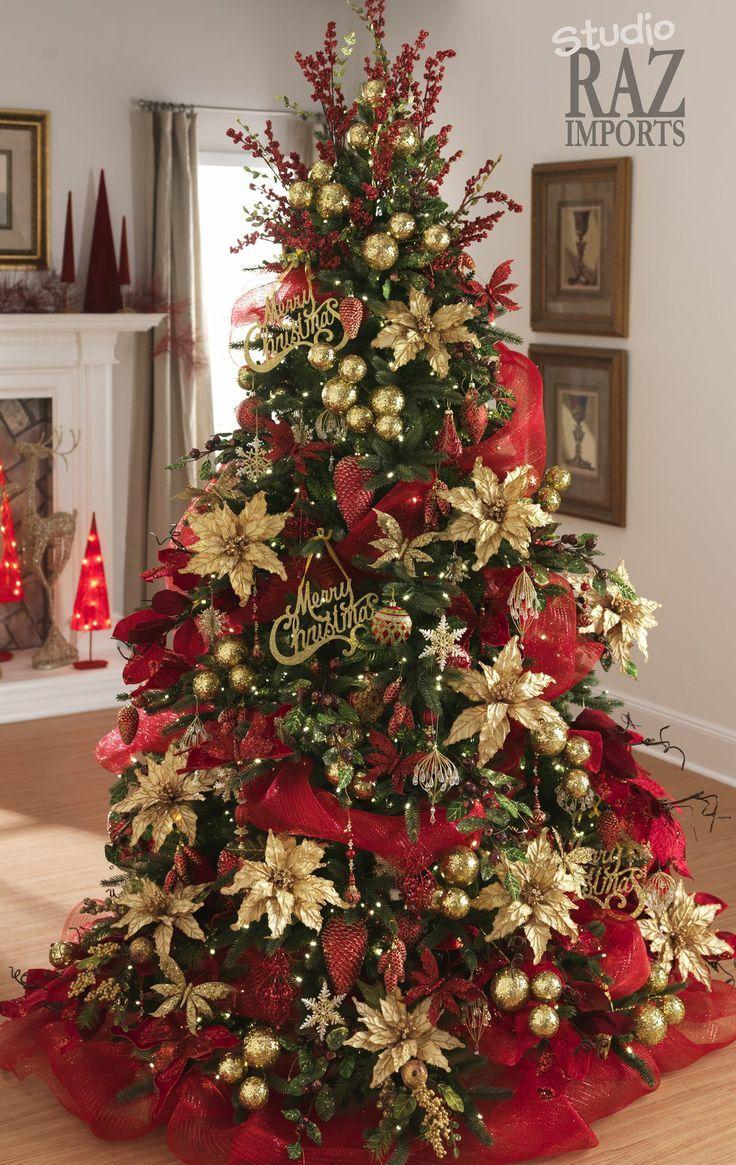Pinterest Christmas Decor.Christmas Tree Decorating