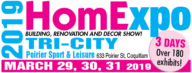 Tri-City Spring 2018 Home Expo: March 29-31, 2019