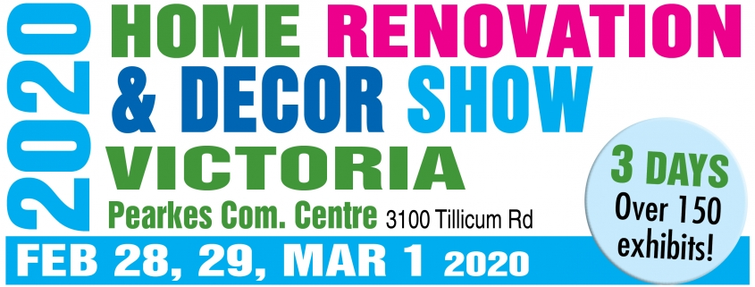 Home Shows Near Me 2020.Victoria Home Renovation Decor Show 2020 Home Show Time