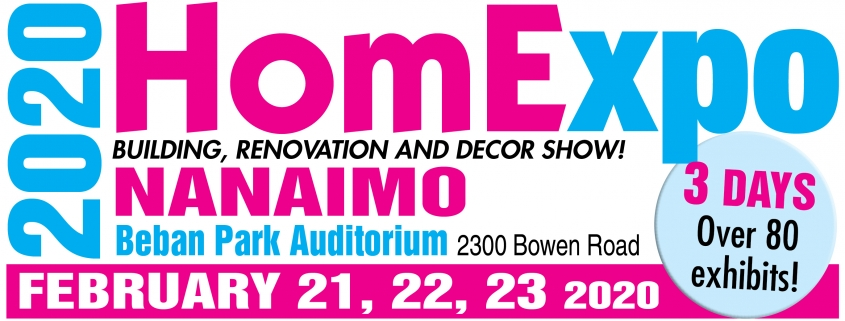 Home Shows Near Me 2020.Nanaimo Spring 2020 Home Expo Home Show Time
