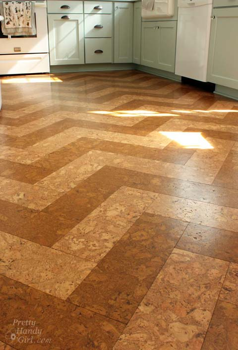 Home show time for Floor tile trends